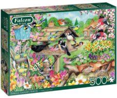 Falcon Legpuzzel Spring Garden Birds 500 Stukjes