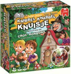 Jumbo kinderspel knibbel knabbel knuisje 27 cm NL-FR
