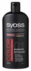 Syoss Shampoo Color Luminance&Protect 500 ml