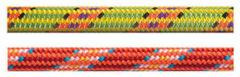 Beal - Ice Line Golden Dry 8,1 mm - Half touw maat 2 x 50 m beige/rood