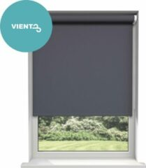 Antraciet-grijze Viento Rolgordijn Antraciet Verduisterend - 120 cm x 190 cm