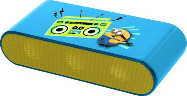 Afbeelding van Lexibook BT350DES Minions Despicable me - Bluetooth Portable Speaker