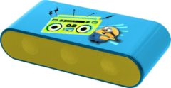 Lexibook BT350DES Minions Despicable me - Bluetooth Portable Speaker