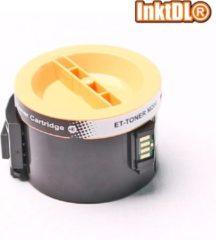 Zwarte INKTDL XL Laser toner cartridge voor Epson MX200 (S050709) | Geschikt voor Epson Aculaser M200, MX200, Epson Workforce AL-MX200