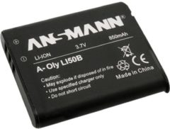 Ansmann Kamera-Akku A-Oly Li 50 B Ansmann bunt/multi