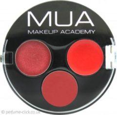 Rode MUA lipstick trio temptress