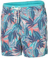 O'Neill Stacked Swim Short Pink Swim Shorts