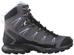 Trekkingstiefel X Ultra Trek GTX 378388 Salomon Dark Cloud/Black/Cristal