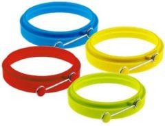 MHT Ei Ring - Pancake Ring - Geel- Pancake Maker - 1 stuk - Keuze uit 10 Verschillende Varianten