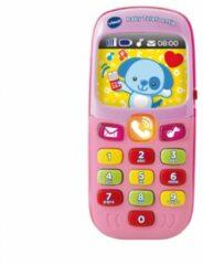 Baby telefoontje roze Vtech - 0+ mnd - Kindertelefoon Vtech Baby