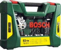 Bosch 83-teiliges V-Line TiN-Bohrer- und Bit-Set, Bohrer- & Bit-Satz