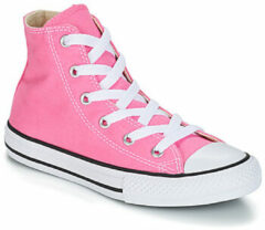 Roze Hoge Sneakers Converse CHUCK TAYLOR ALL STAR CORE HI