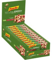 Natural Energy Bars (cereal)-Strawberry & Cranberry-per - Powerbar