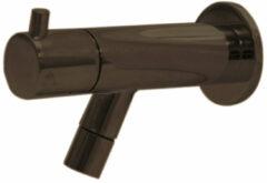 Inbouw Toiletkraan Best Design Spador Moya 1-hendel 11.9 cm Gunmetal
