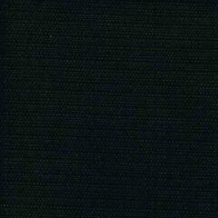 Acrisol Mediterraneo Negro zwart 1118 stof per meter buitenstoffen, tuinkussens, palletkussens