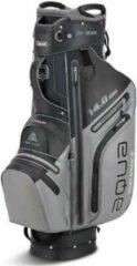 Grijze BigMax Aqua Sport 14.0 Series Cartbag Black Grey