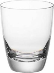 House of Merchant Unbreakable Rock 255 ml (6 pcs) - ⌀ 7,9 x 9,6 cm / Transparent / Round