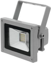 Eurolite LED-buitenschijnwerper Aantal LEDs: 1 Zilver