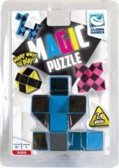 Clown Games Clown Magic Puzzle 3d 24 Dlg Blauw
