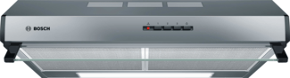 Afbeelding van Bosch DUL63CC50 Wandmontage 350m³/uur Roestvrijstaal afzuigkap