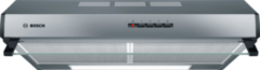 Bosch DUL63CC50 Wandmontage 350m³/uur Roestvrijstaal afzuigkap