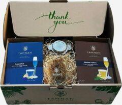 Tamnan Thai Herbs & Tea 4 x 50 gr Giftset-Giftbox Tamnan gezonde kruidenthee 4 x 50 gram Cadeauset Tamnan-kruidenthee theepakket
