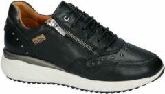 Pikolinos -Dames - zwart - sneaker-sportief - maat 40