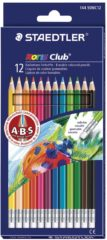 STAEDTLER Speelgoed | Creatief / Artwork / Diy - Noris Club Erasable - Set 12 St