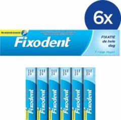 Fixodent Fresh -Voordeelverpakking 6x47 g - Kleefpasta