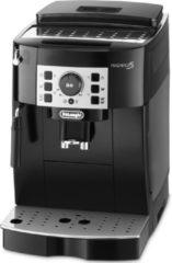 Zwarte DeLonghi De'Longhi Magnifica S ECAM 20.110.B - Volautomaat Espressomachine - Zwart