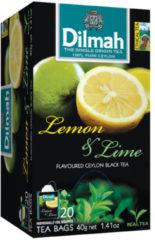 Dilmah Lemon & lime thee 20 Stuks