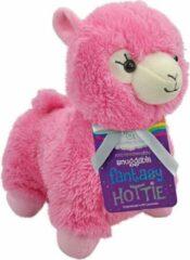 Roze Aroma Home Pink Lama Warmteknuffel