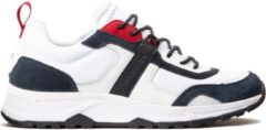 Witte Lage Sneakers Tommy Hilfiger FASHION MIX SNEAKER