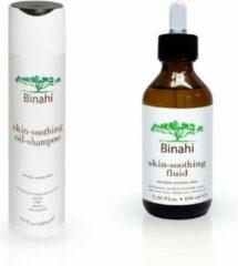 Binahi skin-soothing shampoo en vloeistof