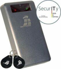 Digittrade DG-RS256-250SSD RS256 RFID Security Externe SSD harde schijf 250 GB Zilver, Zilver/esdoorn USB 3.0