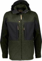 Sasta - Roihu Jacket - Wollen vest maat M, zwart