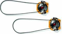 Oranje Sidi Tecno 3 Push Short (78) Orange/Black - Maat One size