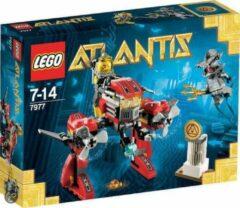 Gouden LEGO Atlantis Bodemloper - 7977