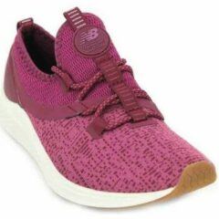 Paarse Lage Sneakers New Balance WLAZ Running Course Sneakers de Mujer