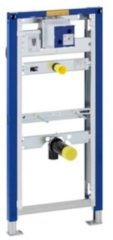 Urinoir Element Geberit Duofix met Frontbediening (hoogte 112-130 cm)