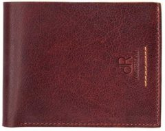 Bruine H.J. de Rooy DR Amsterdam Icon 91524 Billfold - Brown