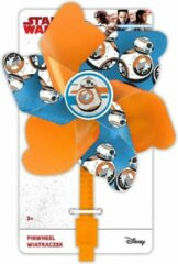 Disney Windmolentje Star Wars Bb8 17 Cm Oranje/blauw