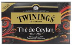 Twinings Ceylan Scotland 20 Stuks