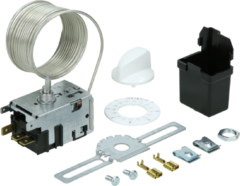 Thermostat 077B7008 Danfoss Nr.8 (mit Zubehör) für Kühlschrank 077B7008