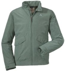 Funktionsjacke Pittsburgh1 in Melange-Optik Schöffel duck green
