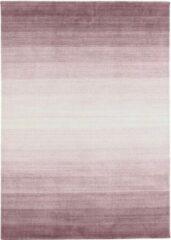 MOMO Rugs - Arc de Sant Purple Vloerkleed - 140x200 cm - Rechthoekig - Laagpolig Tapijt - Modern, Scandinavisch - Beige, Paars