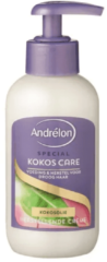 Andrélon Andrelon Haarcreme Kokos Care 200 ml