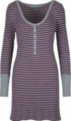 LingaDore 4011 HUSH Dress L/S - Maat M- Stripeprint