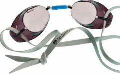 Gouden Malmsten Zweedse competitie zwemmen Goggles - spiegel lenzen