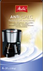 Melitta Entkalkungspuder (6x20g) Kaffeemaschine 6552749